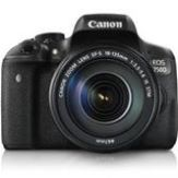 Canon EOS 750D kit 18-55 mm STM II