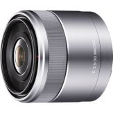 Lens Sony E-mount 30mm F3.5 Macro
